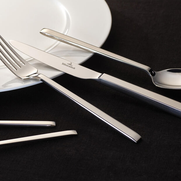 La Classica Cutlery set 70pcs 49x34x13cm, , large