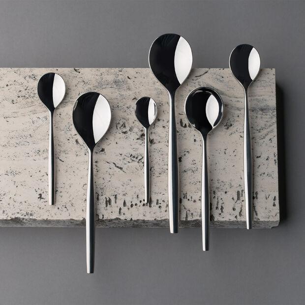 MetroChic dessert spoon, 18.4 cm, , large