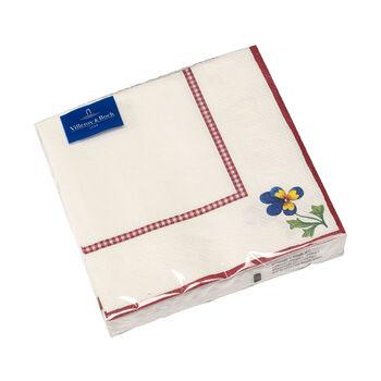 Paper Napkins Petite Fleur Paper napkin new, 20 pieces, 33x33cm