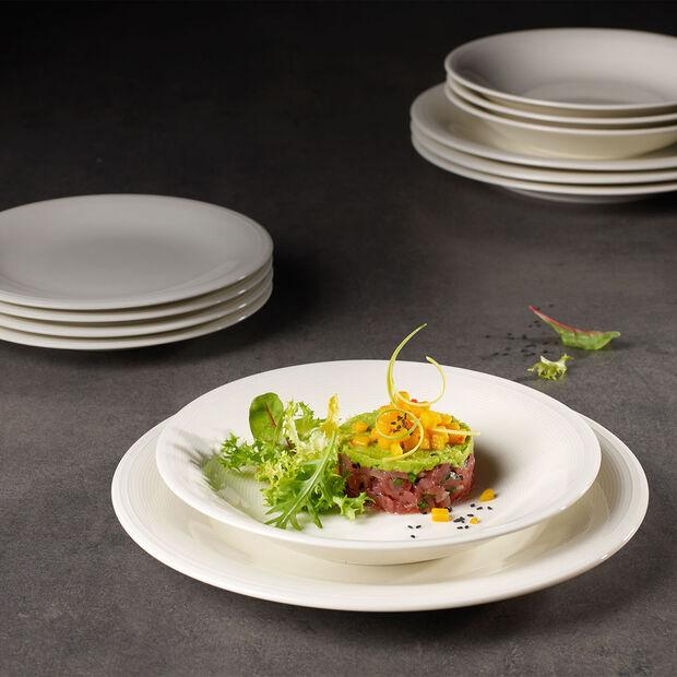 Color Loop Natural dinner set, natural, 8 pieces, , large