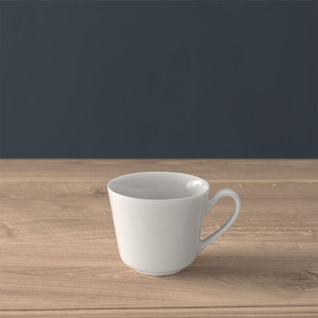 Twist White mocha/espresso cup, , large