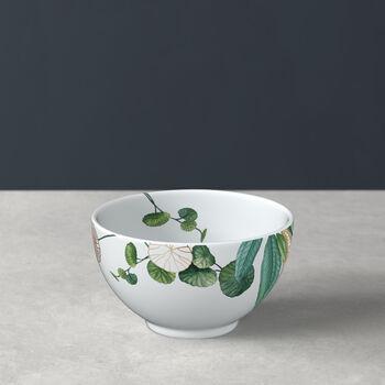Avarua rice bowl, 350 ml, white/multicoloured