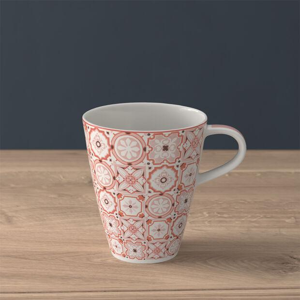Modern Dining coffee mug, rosé caro, , large