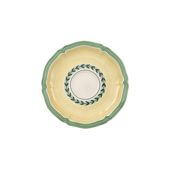 French Garden Fleurence coffee cup saucer
