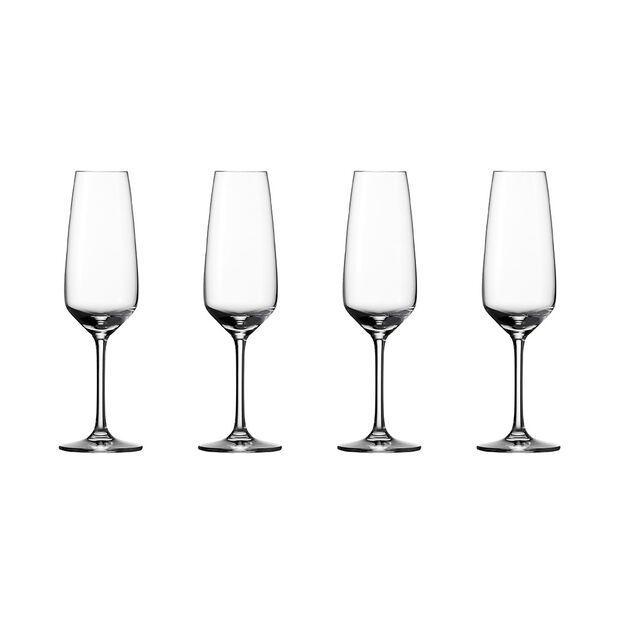 vivo | Villeroy & Boch Group Voice Basic Glas Champagne Reims flute set 4 pcs, , large