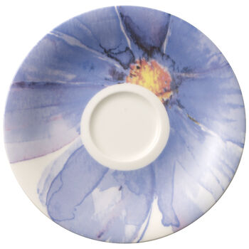 Mariefleur Gris Basic mocha/espresso cup saucer