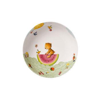 Hungry as a Bear Children deep plate 18,5x18,5x4,5cm
