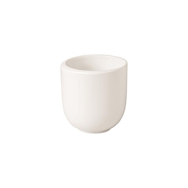 NewMoon coffee mug, without handle, 390 ml, white, , large