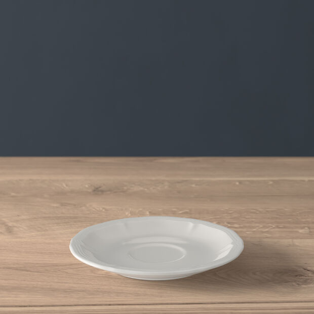 Manoir mocha/espresso cup saucer, , large