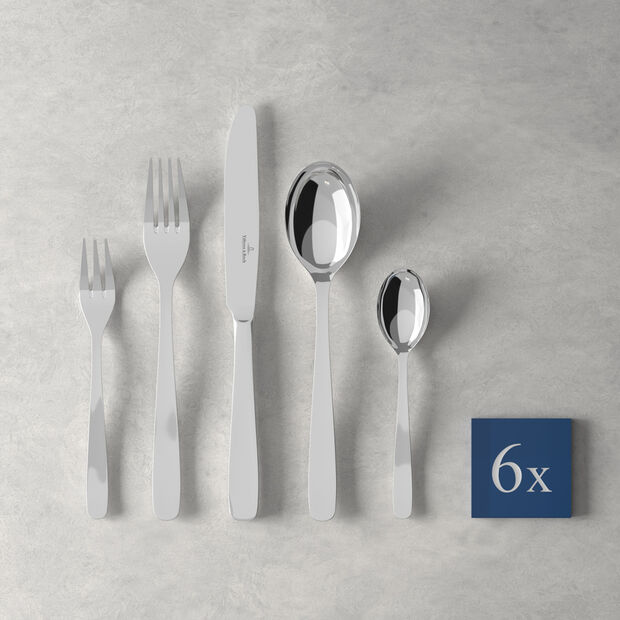 Liam table cutlery 30 pieces, for 6 people, , large