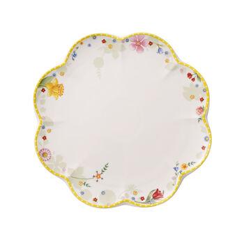 Spring Awakening dinner plate