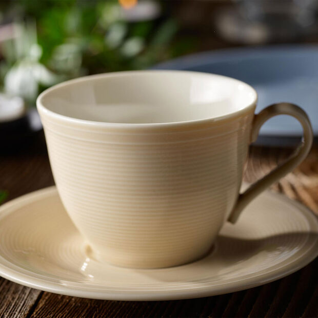 Color Loop Sand Saucer coffee cup 15x15x2cm, , large