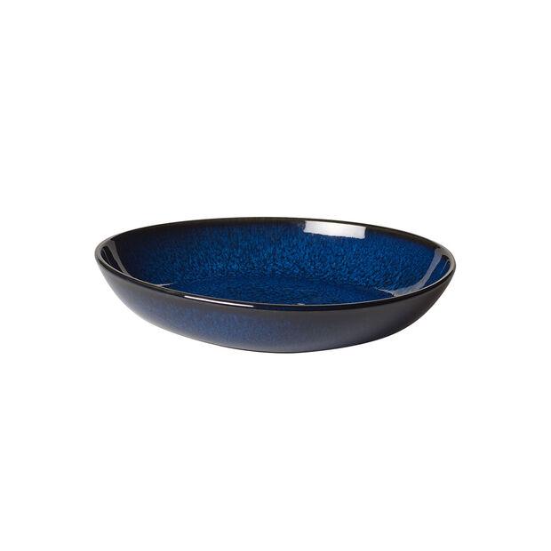 Lave Bleu small shallow bowl, , large