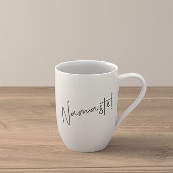 """Statement mug """"Namasté"""""""