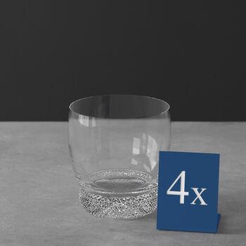 Octavie whisky glass, 4 pieces