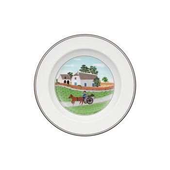 Design Naif Deep plate Farmer 21cm