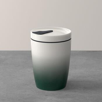 Travel coffee mug S green