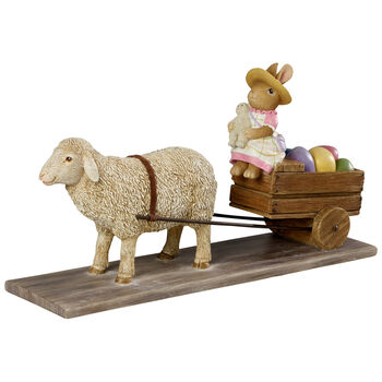 Spring Fantasy Accessories Anna with sheep 28,7x8x15,5cm
