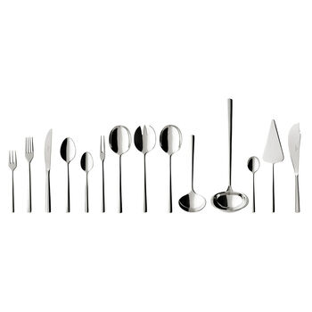 Piemont table cutlery 70 pieces, for 12 people