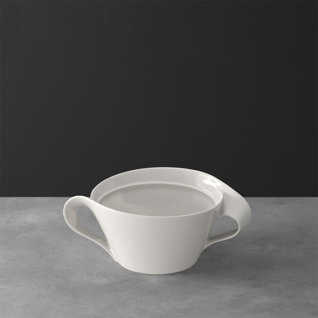 NewWave bowl with lid, , large