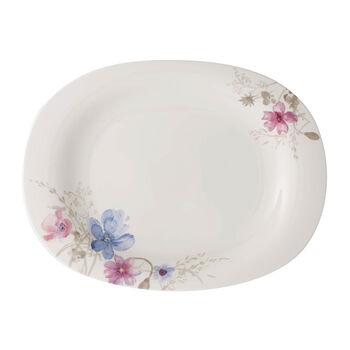 Mariefleur Gris Basic serving plate 34 cm