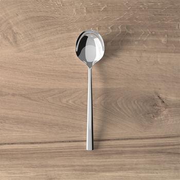 Piemont Soup/cream spoon 178mm