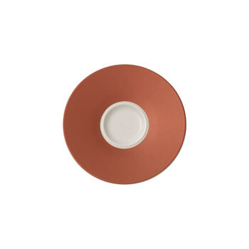 Caffè Club Uni Oak coffee cup saucer