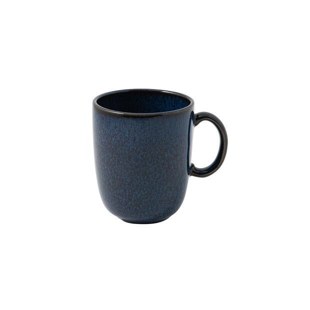 like. by Villeroy & Boch Lave Bleu coffee mug, , large