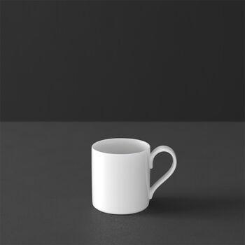 Modern Grace mocha/espresso cup
