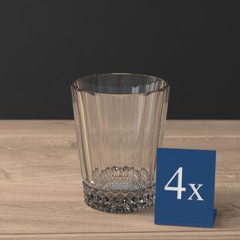 Opéra Smoke water glass 4-piece set