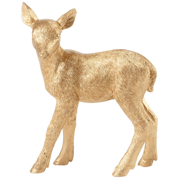 Winter Collage Accessoires Fawn gold 12cm, , large
