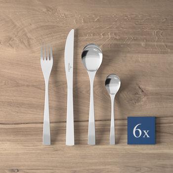 Modern Line cutlery set 24 pieces
