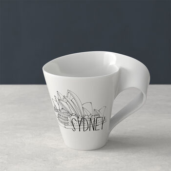 Modern Cities coffee mug, Sydney, 300 ml
