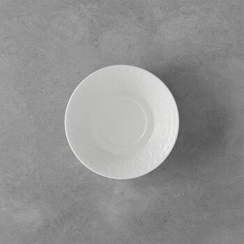 Cellini mocha/espresso cup saucer