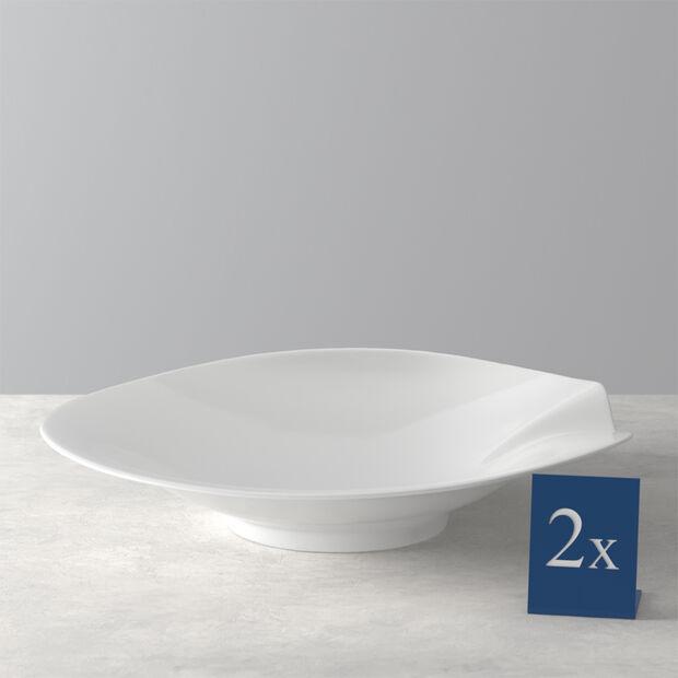 Pasta Passion Pasta plate L Set 2 pcs. 30,5cm, , large