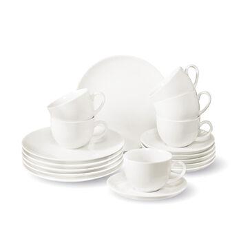 vivo   Villeroy & Boch Group New Fresh Basic Coffee Set 18pcs