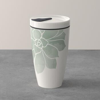 To Go coffee mug Succulent