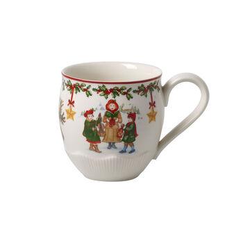 Toy's Fantasy jumbo mug children, red/multicoloured, 530 ml