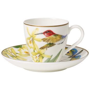 Amazonia Anmut Espresso cup & saucer 2pcs