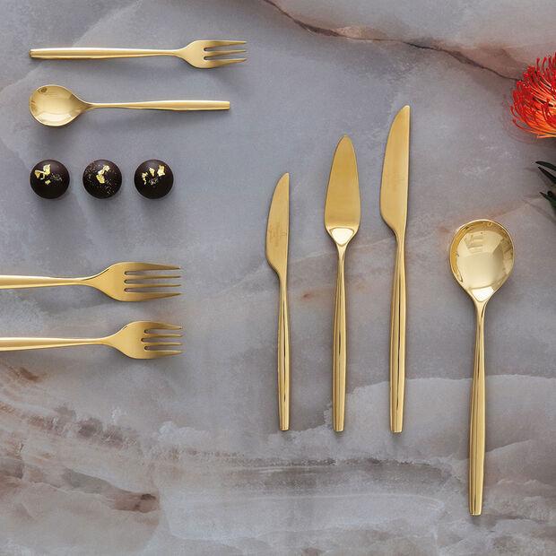 MetroChic d'Or Cutlery set 70pcs, , large