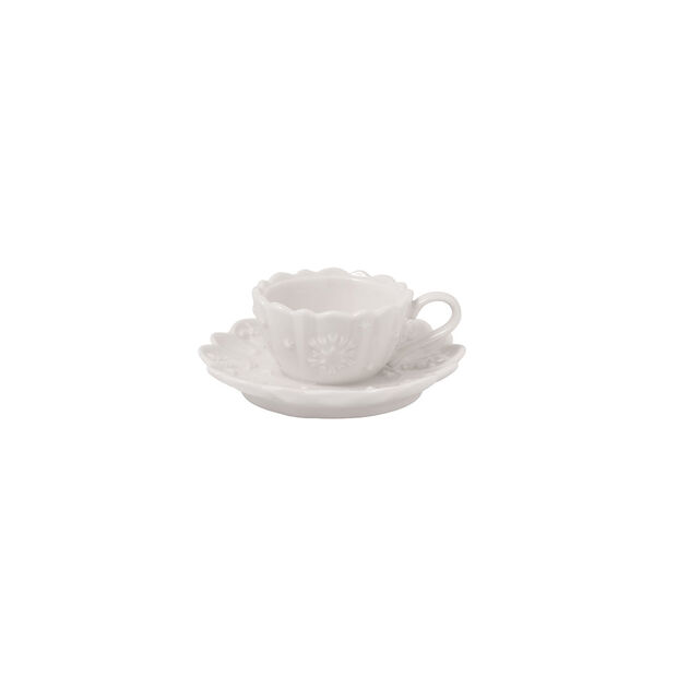 Toy's Delight Royal Classic Decoration tea light holder coffee cup, 10 x 4 cm, , large