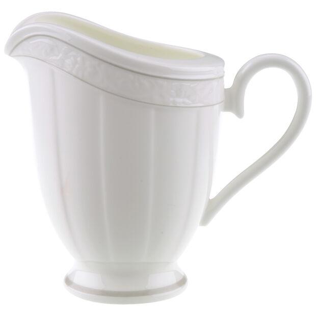 Gray Pearl milk jug 6 people, , large