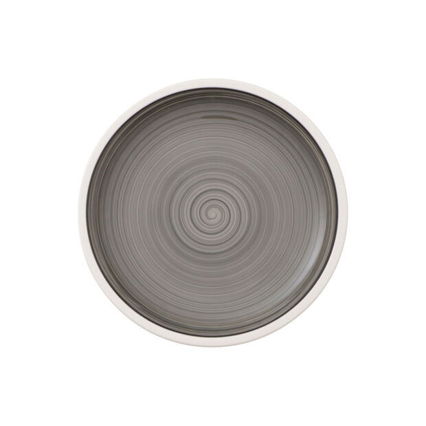 Manufacture gris breakfast plate, , large