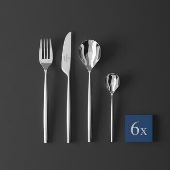 MetroChic Cutlery set 24pcs 42x27x5cm