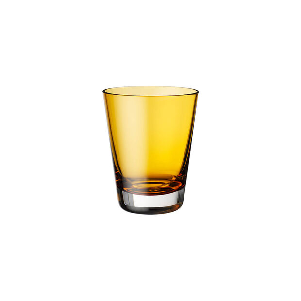 Colour Concept cocktail/water/long drink glass Amber 108 mm, , large