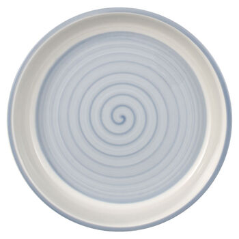 Clever Cooking Blue round serving plate 17 cm