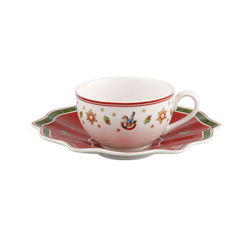 Toy's Delight Coffee/tea cup & saucer 2pcs