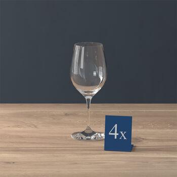Entrée white wine glass, 4 pieces