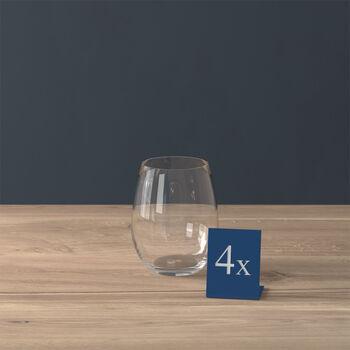 Entrée water glass, 480 ml, 4 pieces