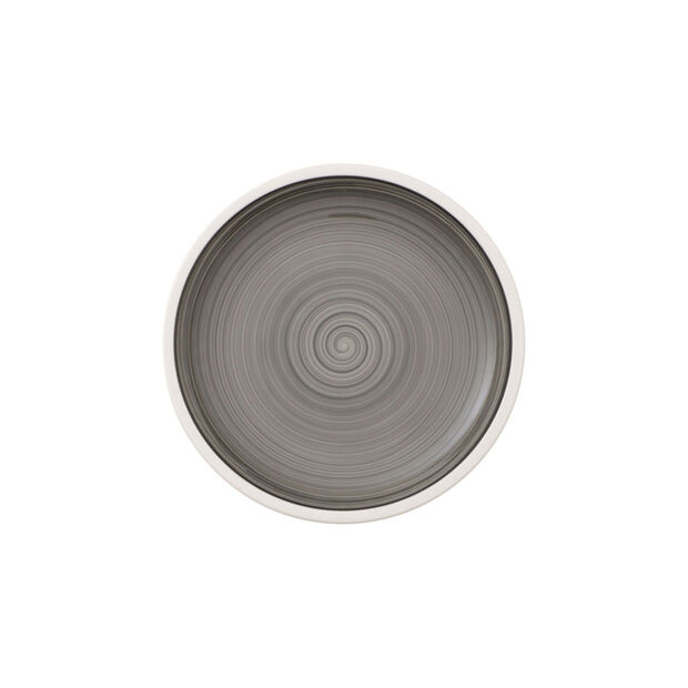 Manufacture gris bread plate, , large